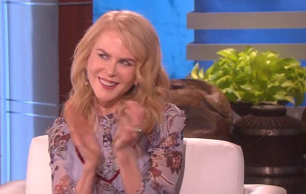Nicole confiesa lo que vivió tras filmar 'Big Little Lies'