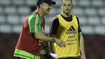 Hernández, el delantero más importante del esquema: Osorio