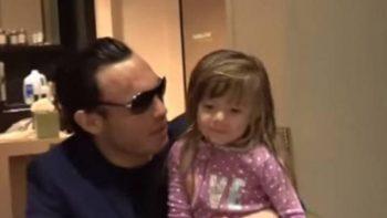 'Papá te pegó el Canelo', dice hija de Chávez Jr