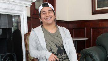 Mario Aguilar, llegó para quedarse