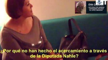 Culpa Rocío Nahle a Yunes por 'videoescándalos'