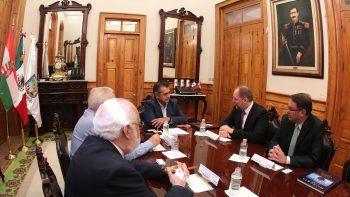 Buscarán Hungría y NL atraer cultura y digitalización a la entidad