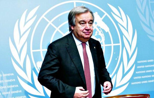 Jefe de ONU condena ataque terrorista en Manchester