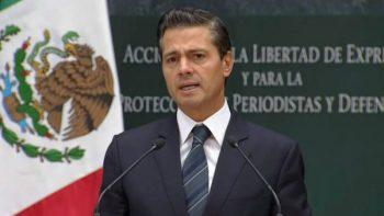 uma de esfuerzos es fundamental en materia de protección civil: Peña