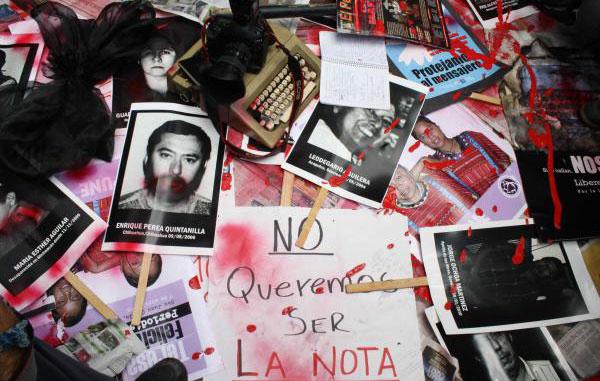 Unión Europea condena asesinatos de periodistas en México