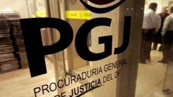 Renuncia vocera de la PGJ tras 'tuits' de caso Lesvy