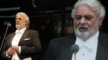 Plácido Domingo le canta a Puebla