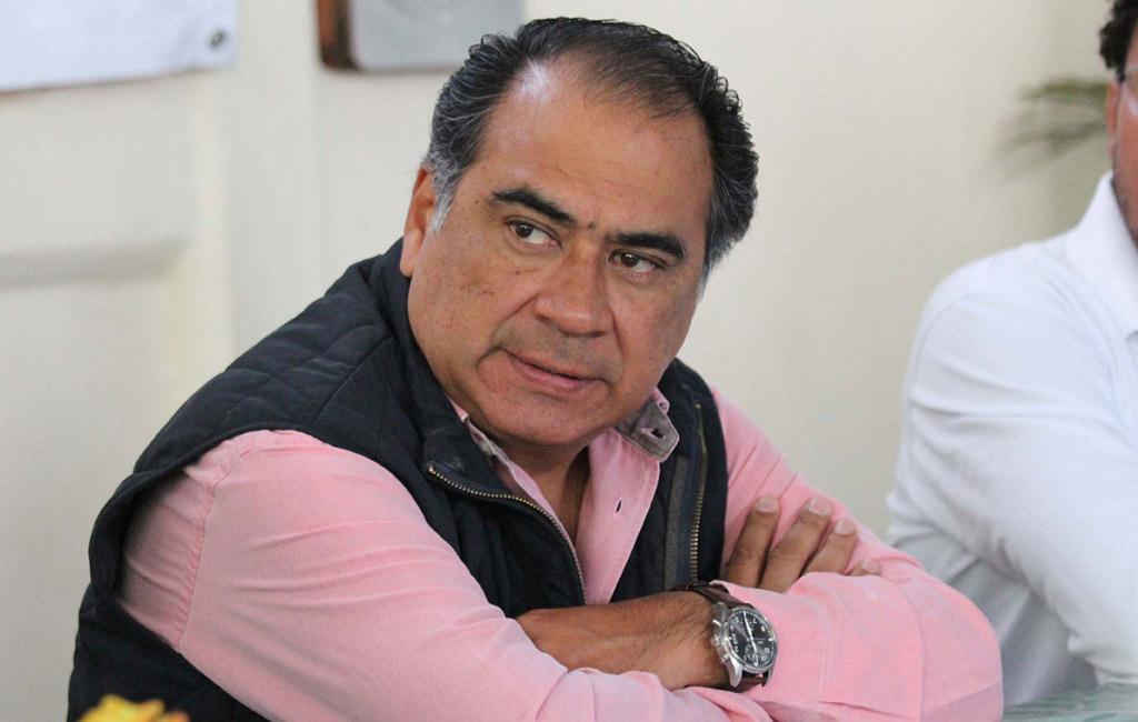 'PRD no desaparece', sostiene Barrales en 28 aniversario del partido