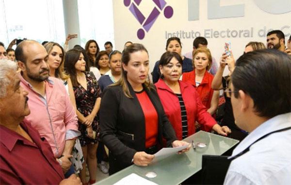 PAN reconoce trabajo de sus candidatos en Coahuila