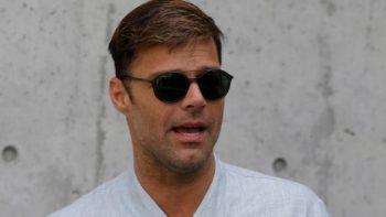 Ricky Martin ya graba la serie sobre Gianni Versace