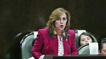 Fiscalía de Veracruz citará a declarar a la diputada Rocío Nahle