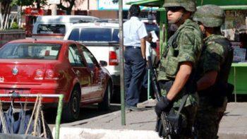 Soldados y marinos enfrentan con valor a delincuencia en Veracruz