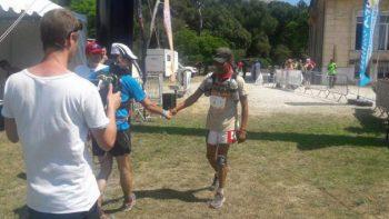 Tarahumara termina en séptimo lugar carrera de Marsella