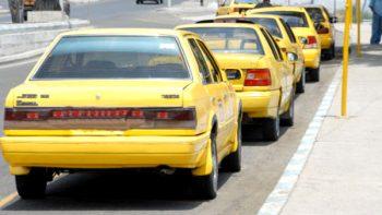 Retiran de las calles a 161 taxis 'pirata' en Reynosa