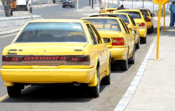 Retiran de la circulación más de 160 taxis en Tamaulipas