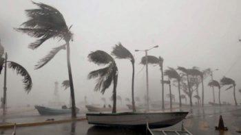 INAH protege patrimonio cultural por 30 huracanes de mayo a noviembre