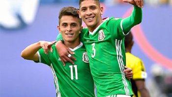 México y Alemania empatan a cero goles en Mundial Sub-20