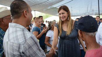 Atiende Audiencia Pública a ciudadanos de El Olmo y colonias del sector