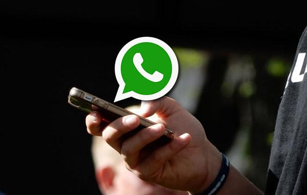 Alerta por el robo de datos en Whatsapp
