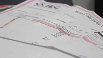 Reconoce IEC que faltan por computar actas en Coahuila