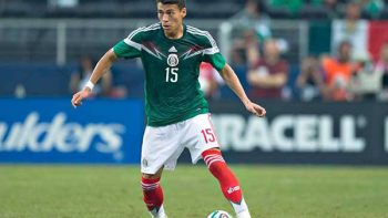 La Roma ficha al defensa mexicano Héctor Moreno hasta el 2021