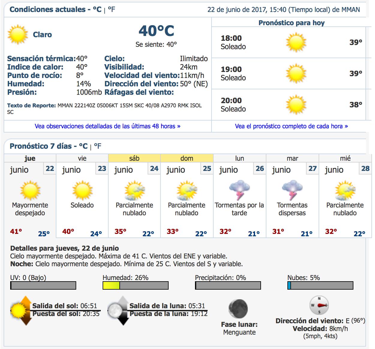 El lunes arranca inestable y con probabilidad de lluvias — Atentos