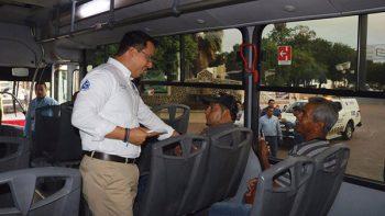 Suspenden Ruta 118 y 230 en el municipio de Santa Catarina