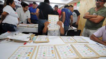 INE hace recuento de daños por vandalismo en elecciones