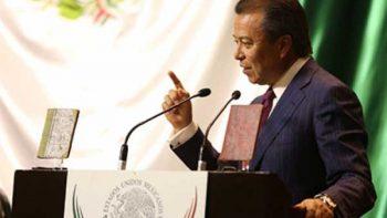 Sin marcha atrás la reforma educativa: Camacho Quiroz