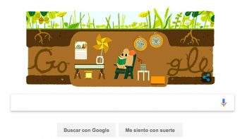 Google da la bienvenida al verano con doodle animado