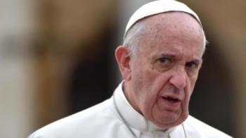 Terrorismo golpea a cristianos católicos, ortodoxos y protestantes: Papa