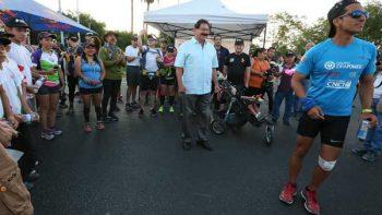 Corre Daniel Almanza Nuevo León de Punta a Punta