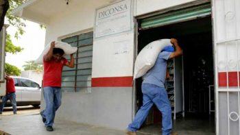 Diconsa preparada para apoyar comunidades ante temporada de huracanes