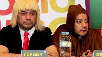 Hacemos de nuestras 'tragedias' diarias una comedia: Freddy Ortega