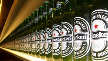 Heineken busca reducir a cero su consumo de agua