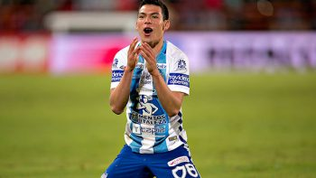 Herrera 'destapa' posible llegada de Hirving Lozano a Inglaterra