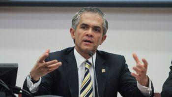 Mancera confía en que renegociación de TLCAN beneficie a todos