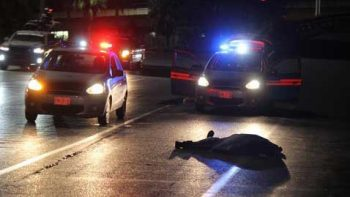 Muere ciclista arrollado por automóvil en Nuevo León