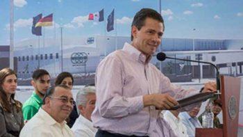Peña Nieto instruye a investigar si señalamientos sobre espionaje tienen sustento
