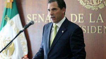 Escudero pide voto de confianza para negociadores de TLCAN