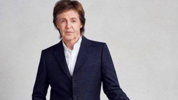 Confirma Paul McCartney concierto en el Estadio Azteca