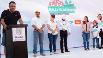 Realizan con éxito primer Eco-Rally y Carrera Ecológica a favor del Medio Ambiente