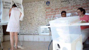 Reportan el 94.17% de casillas instaladas en Veracruz