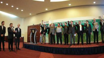 Toma Bronco protesta al nuevo Consejo Estatal Agropecuario de NL
