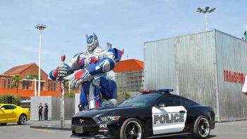 Llegan a Monterrey los Transformers