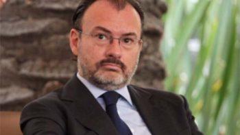 Uruguay, crucial en buena relación México-Mercosur, destaca canciller Videgaray