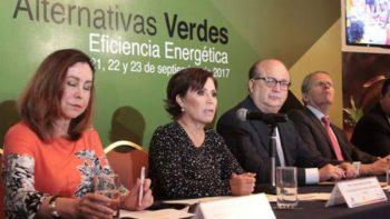 México impulsa acciones para combatir cambio climático: Robles