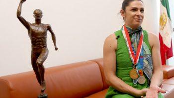 Raúl González y Ana Gabriela Guevara sobresalen en atletismo mexicano