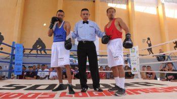 Campeón intercontinental motiva a internos a boxear en Sonora
