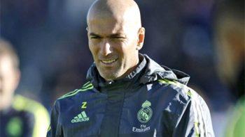 Técnico Zinedine Zidane celebra 45 años con triunfos del Real Madrid